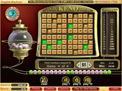 english-harbour-casino-keno