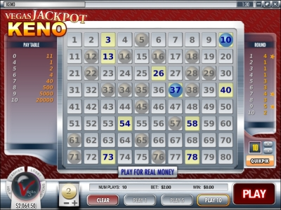TOP CASINOS THAT OFFER KENO