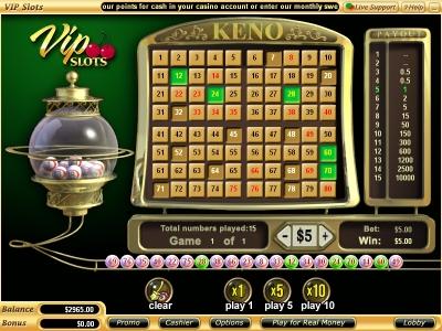 vip-slots-casino-keno